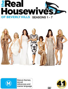 Real Housewives Of Beverly Hills: Seasons 1-7 [Import]