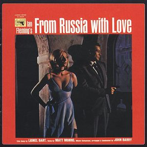 From Russia With Love (Original Motion Picture Soundtrack) [Import]