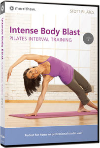 Intense Body Blast: Pilates Interval Training, Level 2