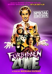 Forbidden Zone: Special Edition