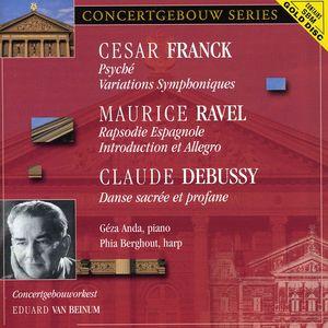 Franck: Psyche /  Variations Symphoniques