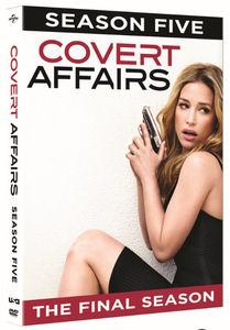 Covert Affairs: Season Five (The Final Season)