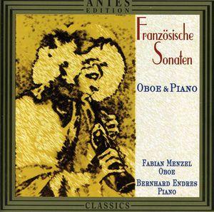 Franzosische Son for Oboe PN