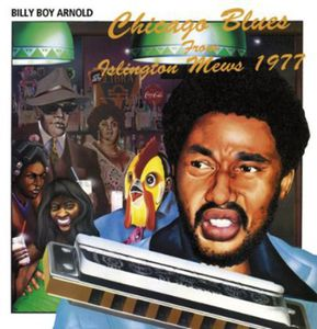 Chicago Blues from Islington Mews 1977 [Import]