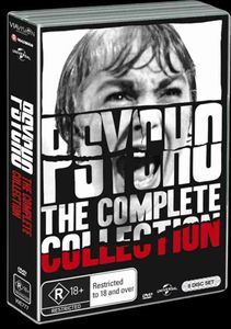 Psycho Collection Box Set [Import]