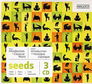 Seeds: Violin & Piano & Cello /  Various