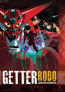 Getter Robo Armageddon Complete Series
