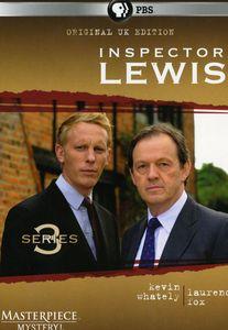 Inspector Lewis: Volume 3