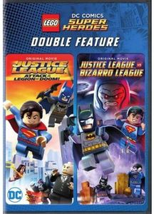 LEGO DC Super Heroes: Justice League - Attack of the Legion OfDoom! /  LEGO DC Comics Super Heroes: Justice League Vs Bizarro LeagueW /  Justice League