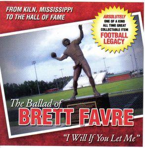 Ballad of Brett Favre
