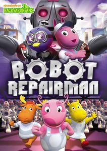 The Backyardigans: Robot Repairman