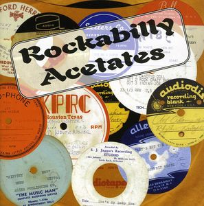 Rockabilly Acetates