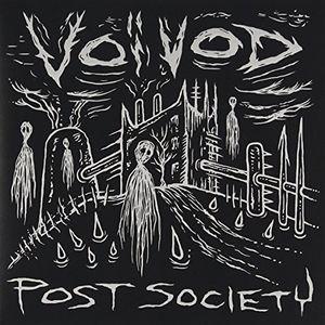 Post Society [Import]