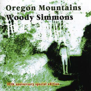 Simmons, Woody : Oregon Mountains