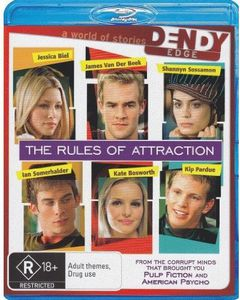 Rules of Attraction [Import]