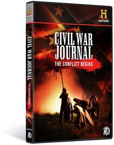 Civil War Journal: The Conflict Begins