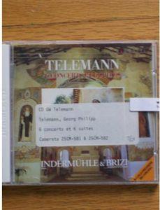 World Premiere Telemann 6 Concertos & 6 Suites