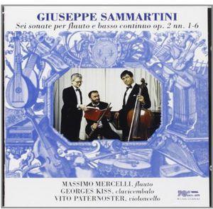 Sonatas for Flute & Basso