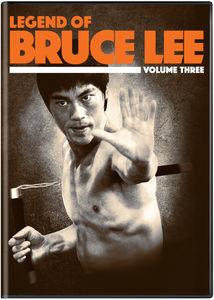 Legend of Bruce Lee: Volume 3