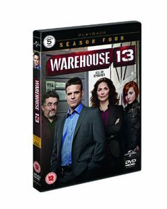 Warehouse 13: Season 4 [Import]