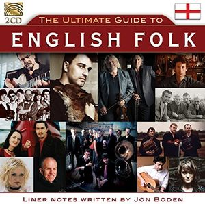 Ultimate Guide To English Folk /  Various