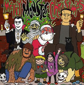 Merry Monster Christmas
