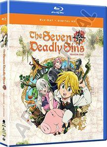 Seven Deadly Sins: Season One