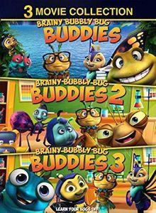 Brainy Bubbly Bug Buddies 1+2+3 Pack