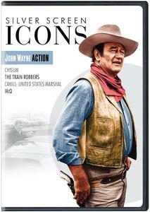 Silver Screen Icons: John Wayne Action