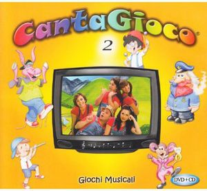 Vol. 2-Cantagioco [Import]