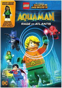 LEGO DC Super Heroes: Aquaman: Rage of Atlantis (w/ mini figurine)