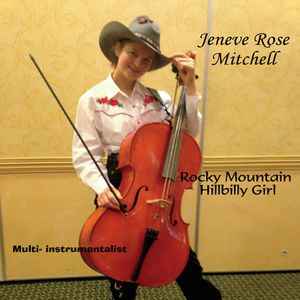 Rocky Mountain Hillbilly Girl