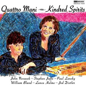 Quattro Mani: Kindred Spirits