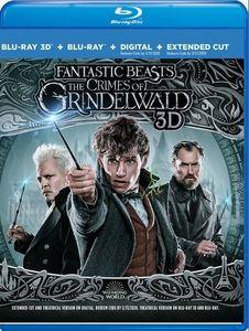 Fantastic Beasts: The Crimes of Grindelwald 3D