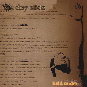 Held Under