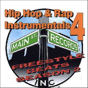 Hip Hop and Rap Instrumentals 4 [Free Style Beats: Season 2]