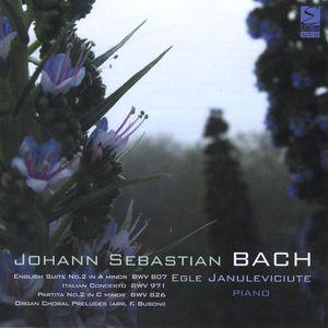 English Suite 2/ Italian Con/ Partita 2/ Organ Choral