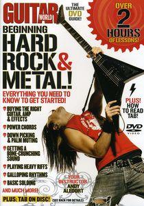Beginning Rock Guitar and Metal Guitar