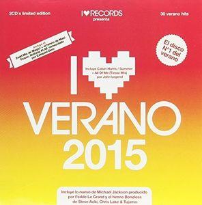 I Love Verano 2015 /  Various [Import]