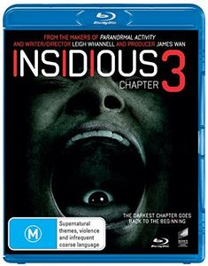 Insidious: Chapter 3 [Import]