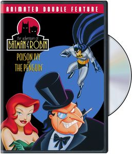 Advt of Batman & Robin: Poison Ivy & Penguin