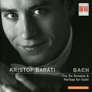 Six Sonatas & Partitas for Violin
