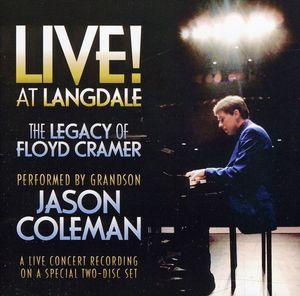 Live at Langdale: Legacy of Floyd Cramer