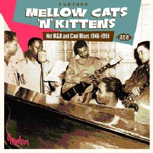 Further Mellow Cats N Kittens /  Various [Import]