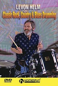 Classic Rock, Country and Blues Drumming