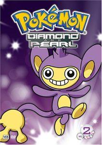 Pokémon: Diamond and Pearl: Volume 2