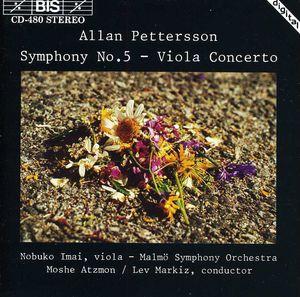 Symphony 5 /  Viola Concerto