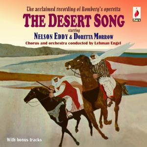 The Desert Song (Original Soundtrack) [Import]