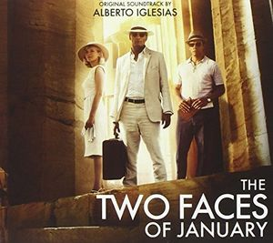 The Two Faces of January (Original Soundtrack) [Import]