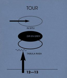 Tour 12-13 in Situ-Tabula Rasa [Import]